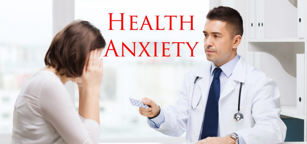 Help with health anxiety