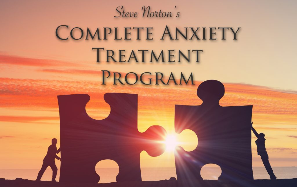 Train to be an anxiety Specialist